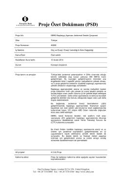ab0cd Proje Özet Dokümanı (PSD)