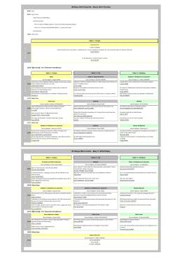 Sempozyum Programı - ADES-III