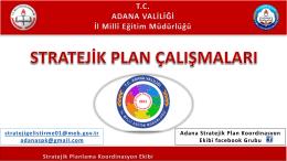 1 - Adana Milli Eğitim Müdürlüğü