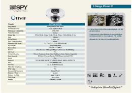 sp nv5021r teknik broşür