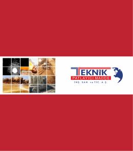 E-Katalog - teknik patlayıcı a.ş