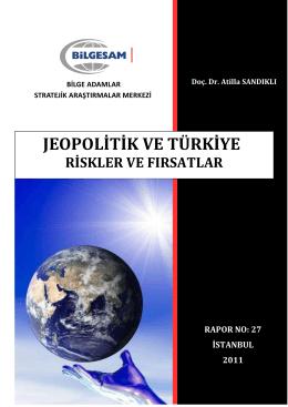 Jeopolitik Teoriler ve Türkiye