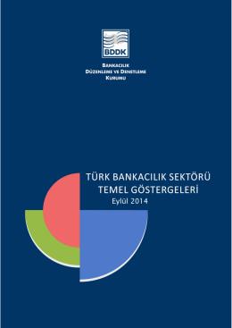 Türk Bankacılık Sektörü Temel Göstergeleri