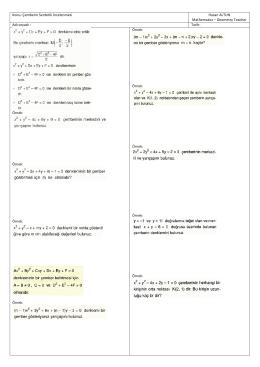11 geo çember - Hasan Altun