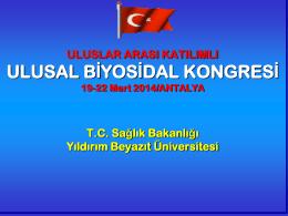 Prof. Dr. Cumhur ÇÖKMÜŞ