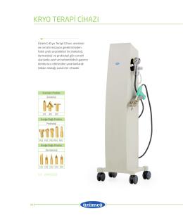 kryo terapi cihazı