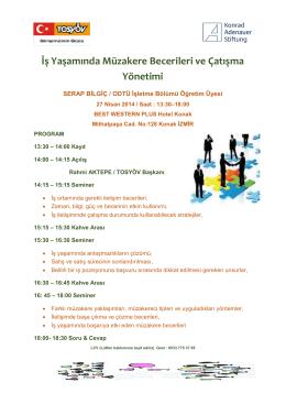 Müzakere Programı İzmir (pdf, 212 KB)