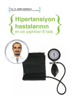Hipertansiyon hastalarının