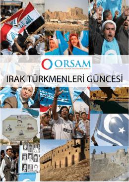 Türkmen Güncesi 16-31 Temmuz 2014