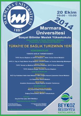 filiz poster - Marmara Üniversitesi