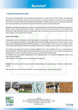 Novichol® - ICON Agro