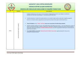 Ayın Değeri - Milli Eğitim Bakanlığı