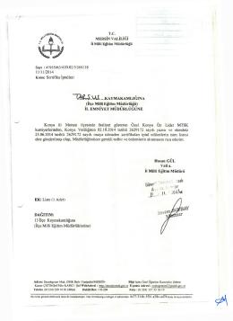 ^ :A ¡zäh - tarsus ilçe millî eğitim müdürlüğü