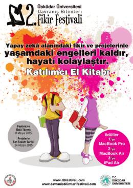 katılımcı el kitabı - Davranış Bilimleri Festivali