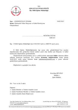 Java Printing - erzurum - aşkale ilçe millî eğitim müdürlüğü