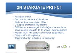 2N STARGATE PRI FCT