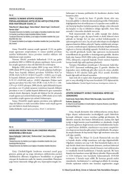 Full Text - Çocuk Alerji ve Astım Uzmanı