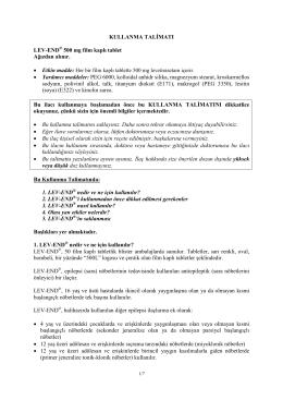 Çalıştay Katılımcı Formu