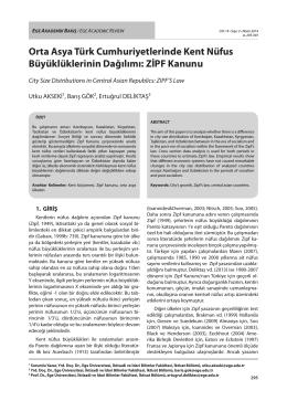 2014 İdari Faaliyet Raporu - Afet ve Acil Durum Yönetimi Başkanlığı