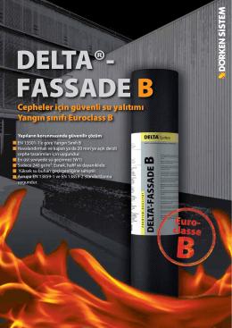 DELTA®-FASSADE B - Ewald Dörken AG