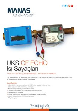 UKS CF ECHO Isı Sayaçları