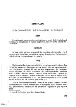 275-282 - Zeynep Kamil Tıp Bülteni