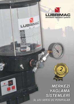 LUBRIMAC 2011 katalog