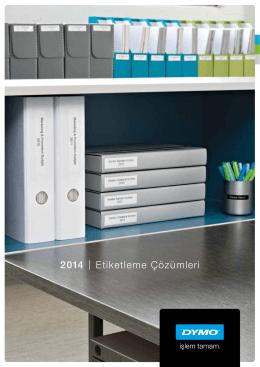 Dymo 2014 katalogu