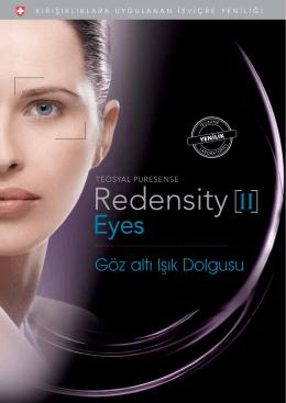 Redensity 2 Broşürü