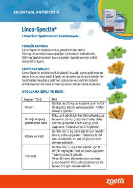 Linco-Spectin®