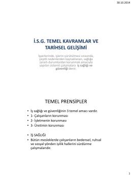 İSG tarihsel gelişimi ve temel kavramlar-1
