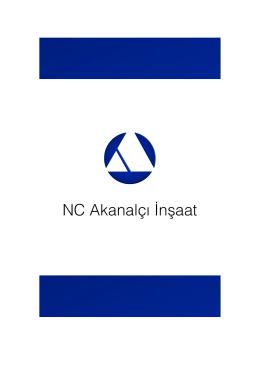 NC Akanalçı İnşaat