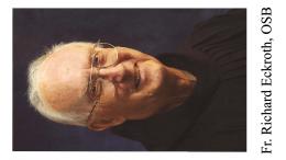 Fr. R ichard Eckroth, OSB