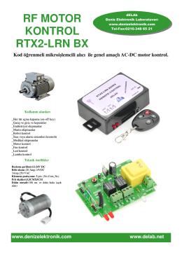RTX2_LRN 220 BX MOTOR KONTROL.pub