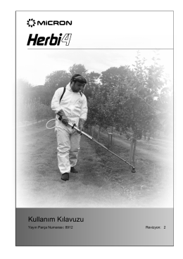 Herbi 4 Kullanim Kilavuzu (Instruction Manual) (tr