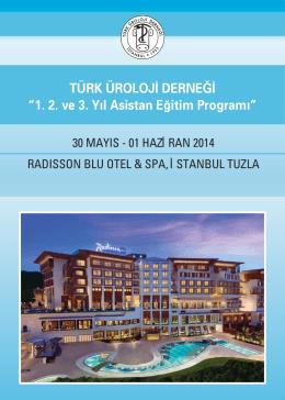 Asistan Egitim 2014 - Türk Üroloji Derneği