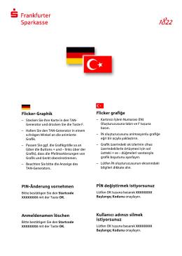 PDF indir - Frankfurter Sparkasse