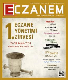 Untitled - Eczanem Dergisi