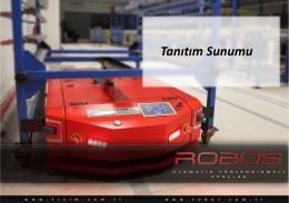 AGV Sistemleri ve Çeşitli Uygulamalar