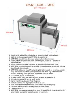 Model : DMC – 5090