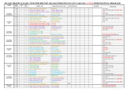2014-2015 GÜZ - Kamu Yönetimi