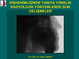 Yrd.Doç.Dr.Seçil Aksoy