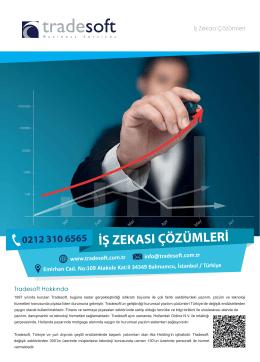 Türkçe - Tradesoft