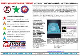 türkiye güvenli oteller klubü