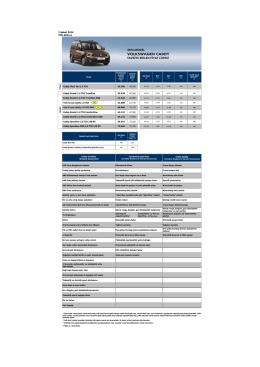 TCR 2014-4 Tavsiye Edilen Fiyat Listesi