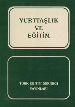 Yurttaşlık ve Eğitim - Türk Eğitim Derneği