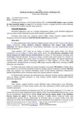 Satış Talimatı - Polatlı Ticaret Borsası