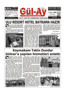 16.06.2014 - GÜL