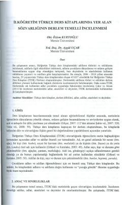 Kutsal - Mersin Üniversitesi