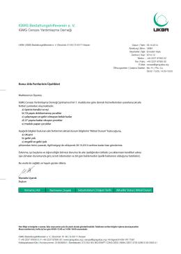 IGMG Bestattungshilfeverein e. V.